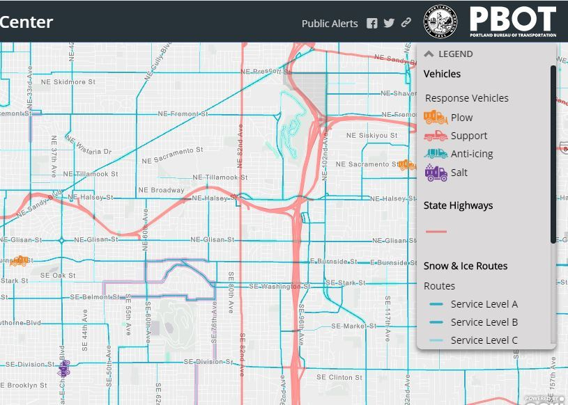 City state plow routes screen shot