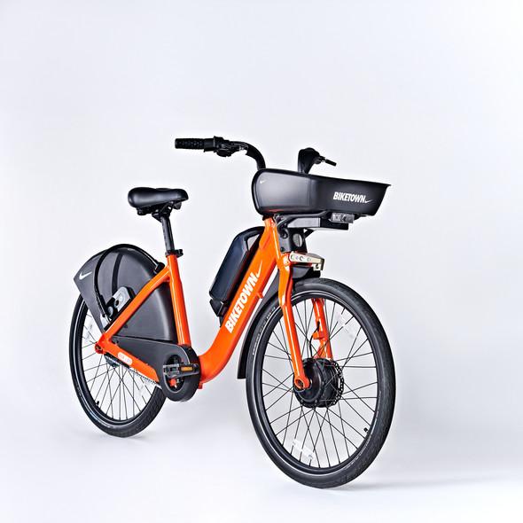 BIKETOWN e-bike July 2020 News Release lead image
