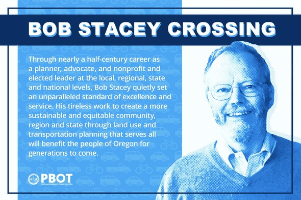 Bob Stacey Crossing image for GovDelivery