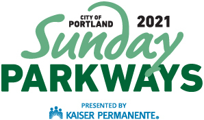 City of Portland Sunday Parkways 2021 Presented by Kaiser Permanente