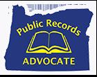 Public Records Advocate logo