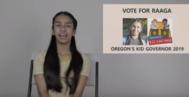 Raaga's video