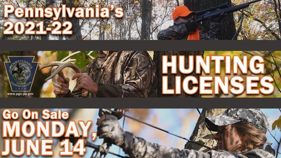 2021-22 Hunting Licenses Go On Sale
