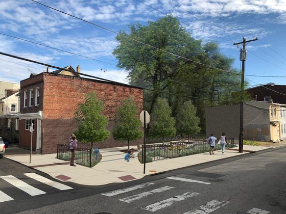 Bringhurs Park rendering