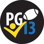 PG13 Logo