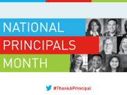National Principals Month logo