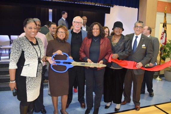 Glenarden Woods Ribbon Cutting