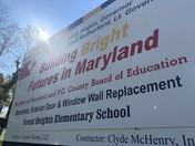 construction billboard fhes