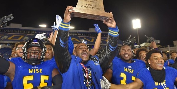 Wise Pumas state champs