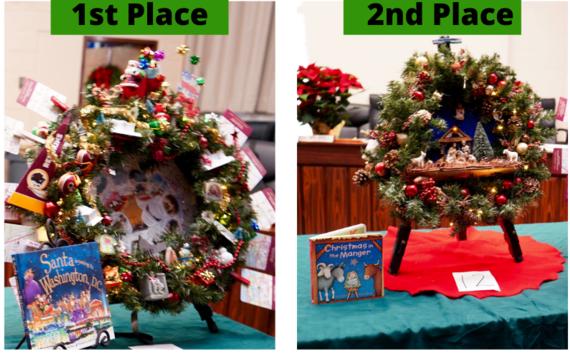 wreath contest
