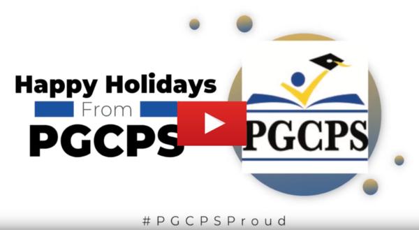 happy holidays pride pgcps