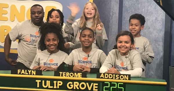 tges science bowl