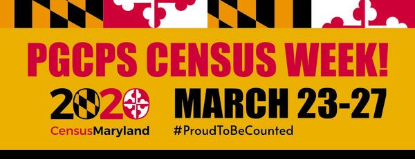2020 Census Week Banner