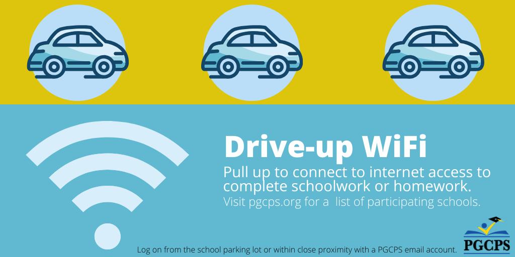 driveup wifi