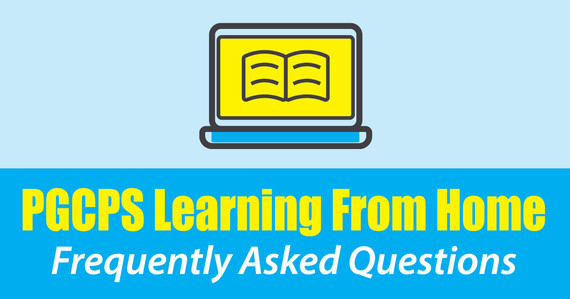 learning at home faqs banner