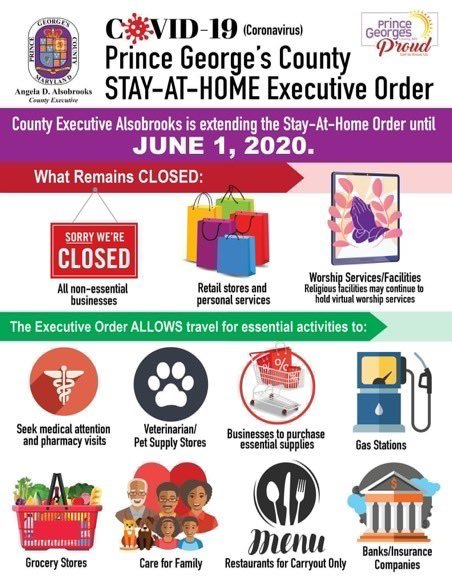 stay home extended