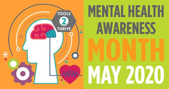 mental health awareness image 2020