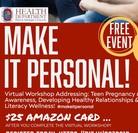pgc health teen workshop