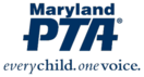 maryland pta logo blue