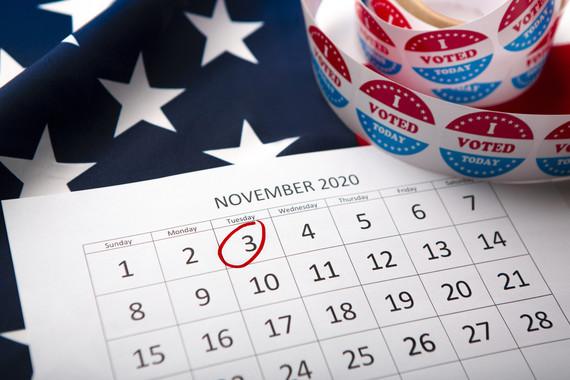 calendar reminders november 2020