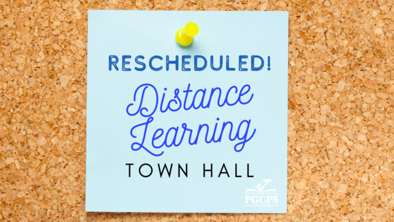 rescheduled town hall
