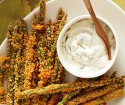asparagus fries