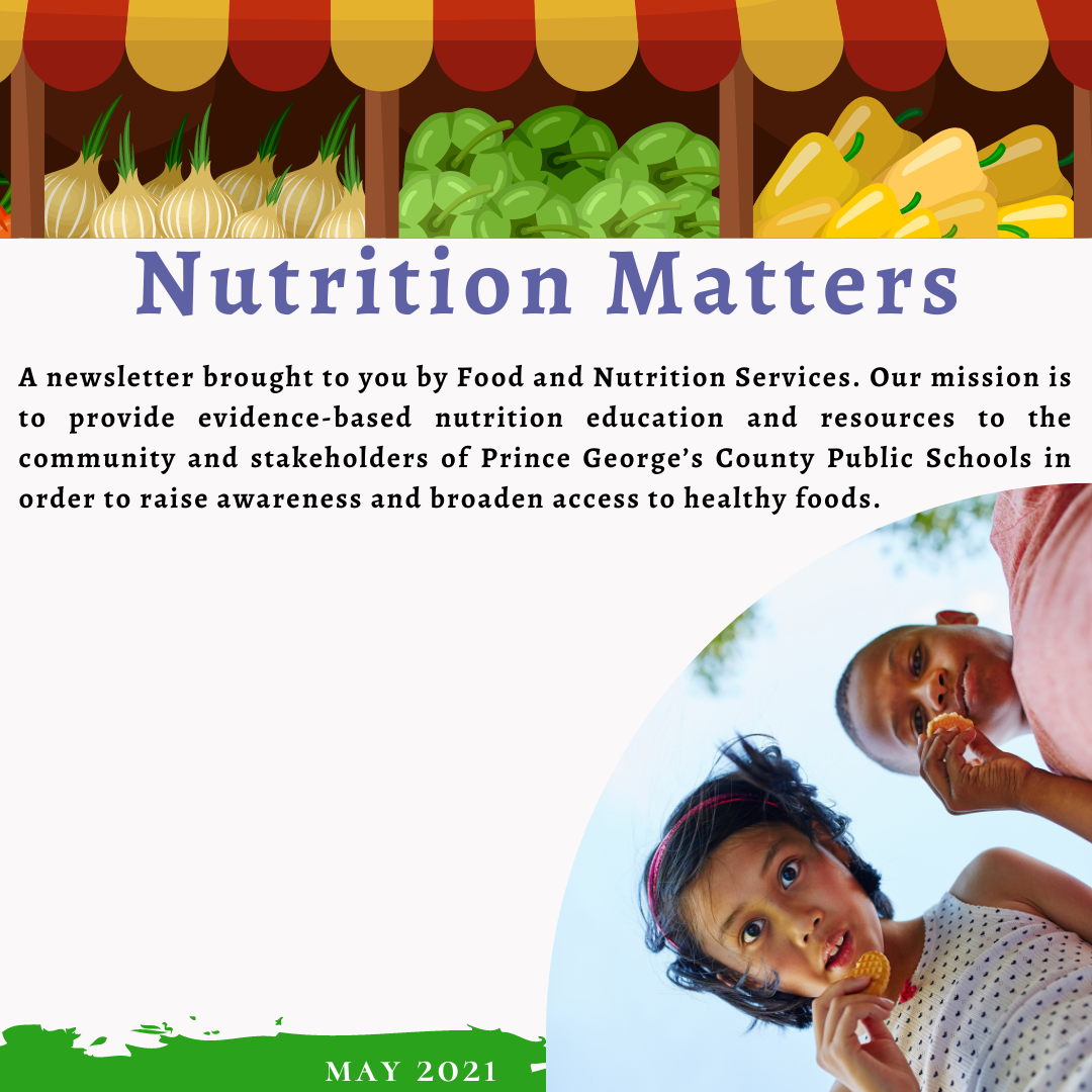 Nutrition Matters HEader