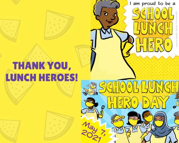 school lunch hero image