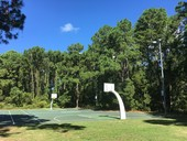 Basketball Court at Chaplin Community Park