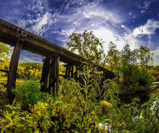 Lilydale Rail Bridge