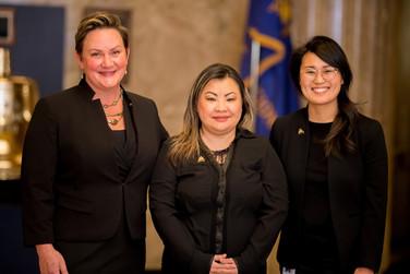 Ward 5: Amy Brendmoen, Janie Vang, HwaJeong Kim