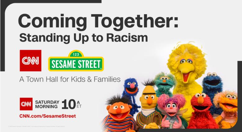 Sesame Street Stand Up to Racism