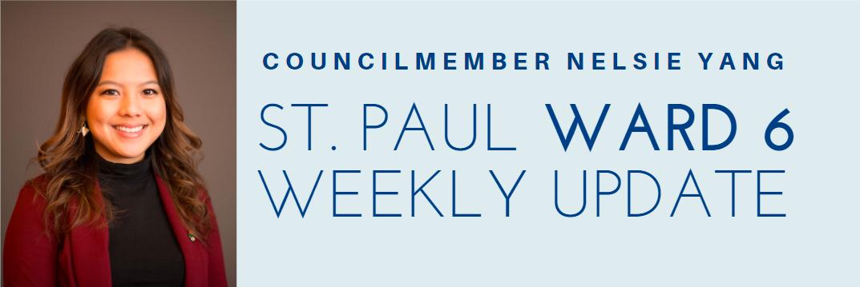 Ward 6 Weekly Update banner