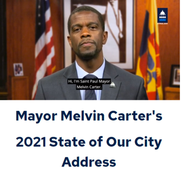Mayor's State of our City Address