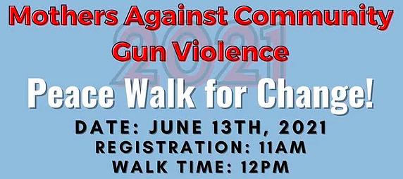 Mothers Against Community Gun Violence