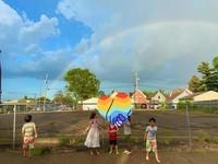 Rainbow by St. Bernard's