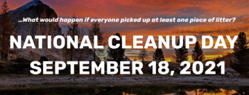 National Cleanup Day