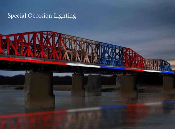 Harahan lighting special