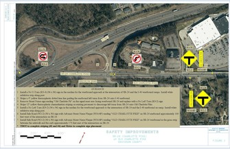 Charlotte Pike safety plan