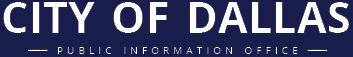 city of dallas public information office logo