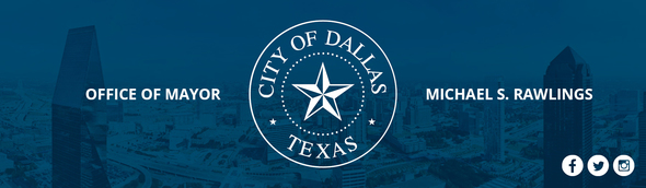 Mike Rawlings | City of Dallas