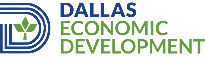 Dallas Office of Economic Development Logo