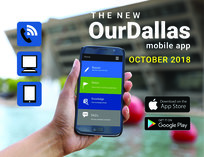 OurDallas 311 app