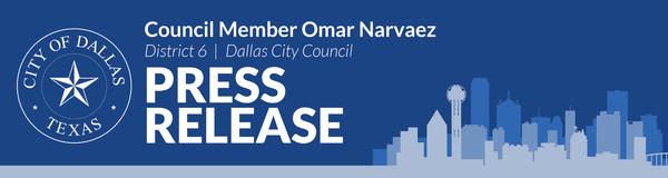 District 6 Press Release Headers