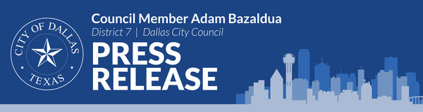 District 7 Press Release