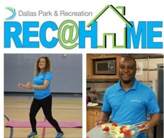 Rec Home Collage