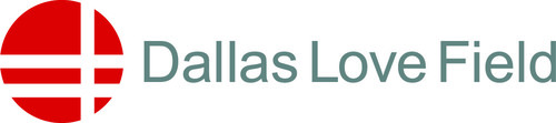 Dallas love field logo large