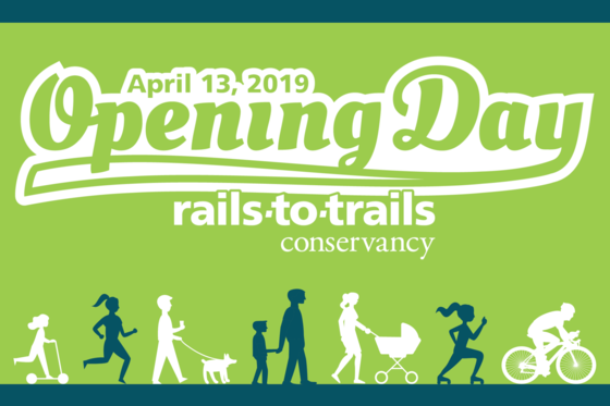 Canceled: DCTA's Rails to Trails Event