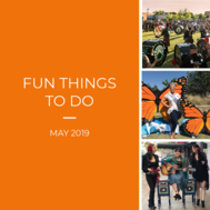 May Fun Things to Do