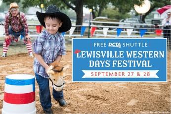 Lewisville Western Days